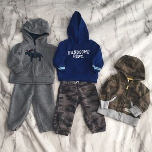 6 Month Old Jacket Bundle